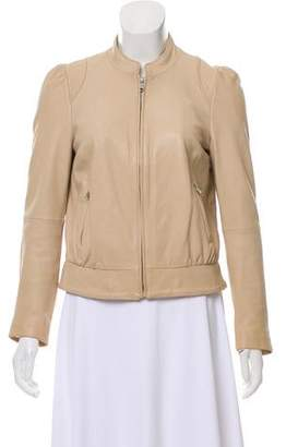 Joie Casual Leather Jacket