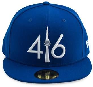 416 Company Embroidered Baseball Cap