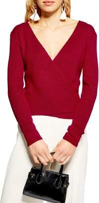 Topshop Ballet Rib Sweater