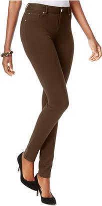 INC International Concepts I.N.C. Ponte Skinny Pants, Created for Macy's