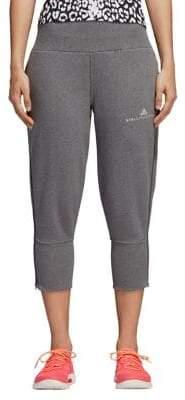 Stella McCartney Essentials Three-Quarter Sweat Pants