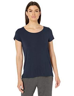 Amazon Essentials Women's Relaxed Short-Sleeve Sleep T-Shirt