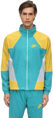 Nike Nsw Re-issue Hd Color Block Nylon Jacket