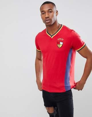 Brave Soul Spain T-Shirt