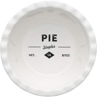 Ecology Staples Foundry Pie Dish, Deep, 13cm
