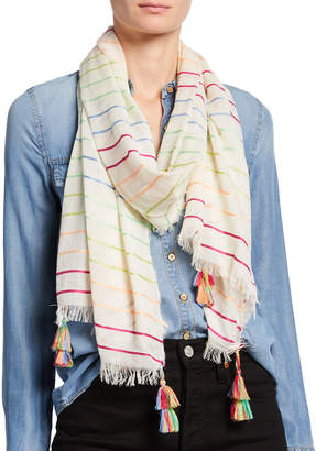 Collection XIIX Happy Stripes Wrap