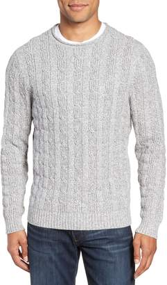 Nordstrom Cable Knit Crewneck Sweater