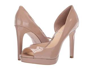 c97c2a71e75 Nude Patent Pump Jessica Simpson - ShopStyle