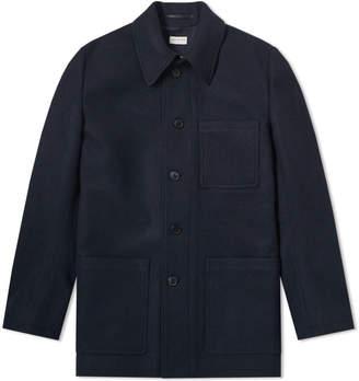 Dries Van Noten Vanity Fox Brothers Wool Chore Coat