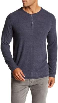 Velvet by Graham & Spencer Long Sleeve Henley
