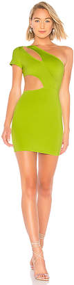 by the way. Letta Asymmetric Cut Out Bodycon