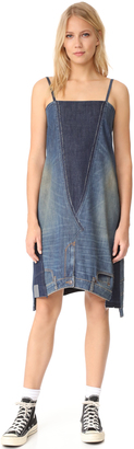 6397 2 Jeans Dress $445 thestylecure.com