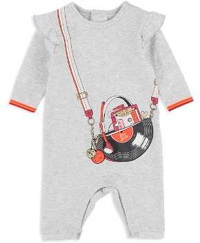 Little Marc Jacobs Girls' '80s Music Romper - Baby
