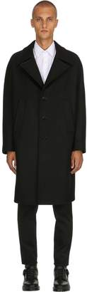 Neil Barrett Skinny Wool Coat