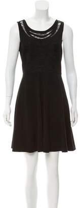 Diane von Furstenberg Idelia A-Line Dress