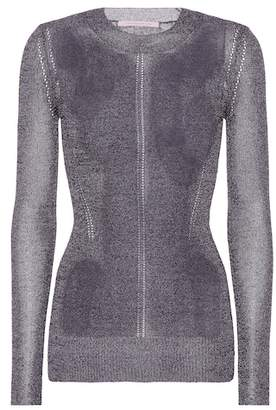 Christopher Kane Metallic sweater