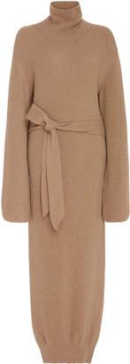 Nanushka Canaan Ribbed Knit Maxi Dress