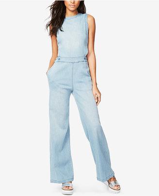 RACHEL Rachel Roy Cutout Jumpsuit, Only at Macy's $129 thestylecure.com