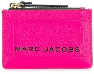Marc Jacobs logo print coin purse
