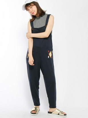 ANAP (アナップ) - anapmimpi anapmimpi/ポケット刺繍サロペット アナップ パンツ/ジーンズ