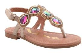 Nina Elicia Embellished T-Strap Sandal