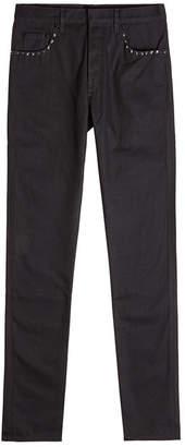 Valentino Rockstud Slim Jeans