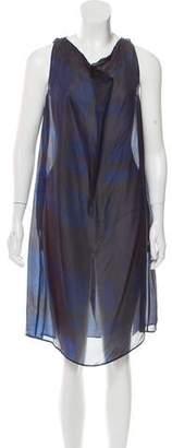 Ter Et Bantine Sheer Printed Dress