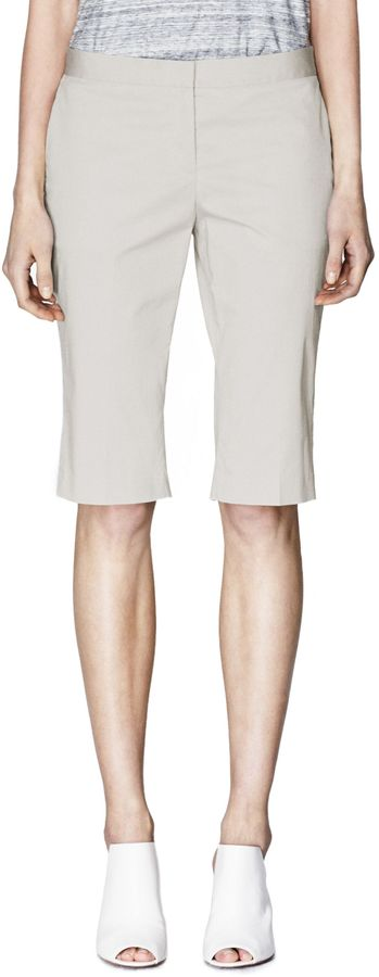 Theory Jitney Short in Summer Twill