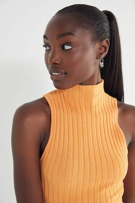 Urban Outfitters Monica Mock-Neck Tank Top