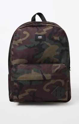 Vans Old Skool II Camo Print Backpack