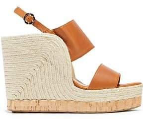 5f71188905a Salvatore Ferragamo Brown Leather Women s Sandals - ShopStyle