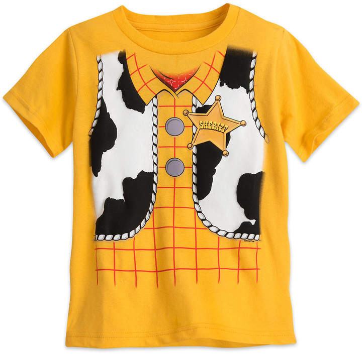 Woody Costume Tee for Boys - Toy Story
