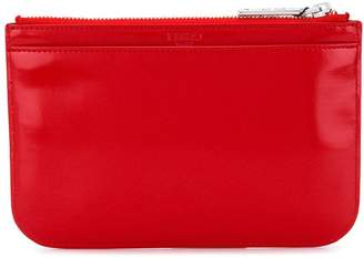 Kenzo zip top coin purse