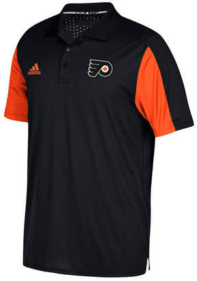 adidas Men's Philadelphia Flyers Authentic Pro Game Day Polo