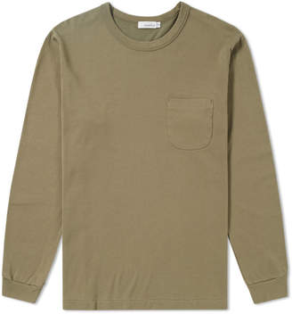 Nanamica CoolMax French Terry Long Sleeve Tee