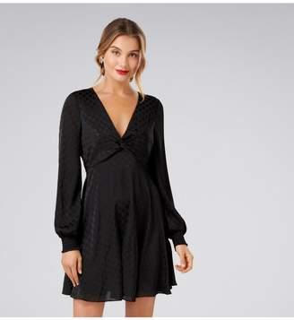 Ever New Aneesa Twist Front Mini Dress