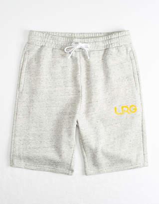 Lrg Lifted Snow Mens Sweat Shorts