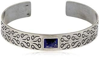 Lapis Ara Silver Bracelet W Lazuli