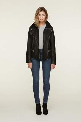 Soia & Kyo Brandy Leather Jacket