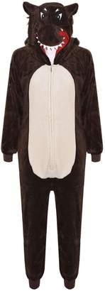 A2Z 4 Kids® Kids Girls Boys Onesie Soft Fluffy All in One Halloween Costume 7-14 Years
