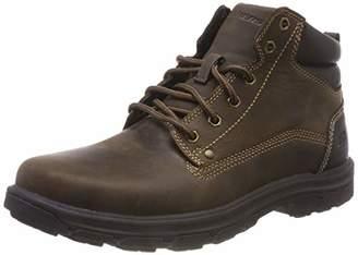 Skechers Men's Segment-Garnet Chukka Boots,(46 EU)