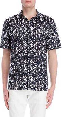 DKNY Woven Floral Shirt