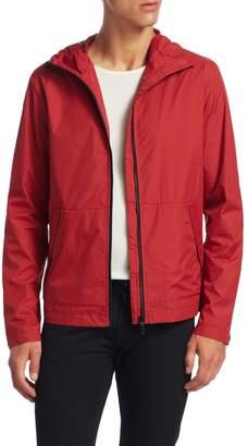 Hunter Men's Hooded Cord String Jacket