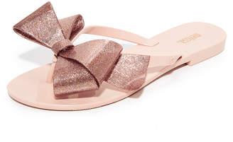 Melissa Harmonic Bow III Flip Flops