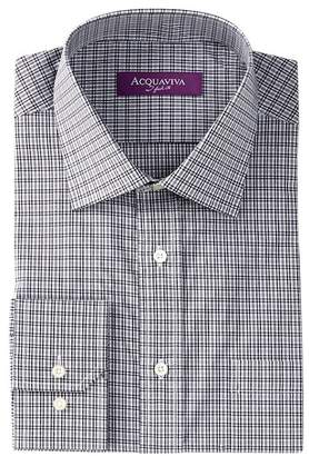 Acquaviva Tattersall Button Front Shirt