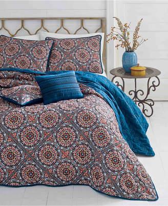 Azalea Skye Sitka Suzani Quilt Set, Twin Bedding