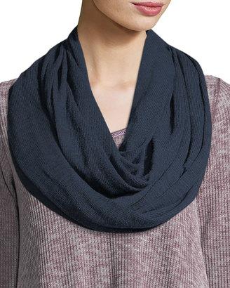 Allen Allen Knit Infinity Scarf $35 thestylecure.com