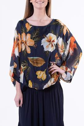 Catwalk Italian Silk Blouse