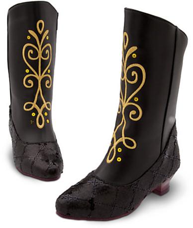 Disney Anna Boots for Girls - Frozen