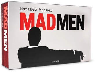 Taschen Mad Men Hardcover Book